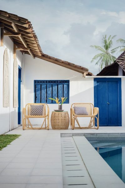Rattan furniture will add to the beauty and comfort of your home
